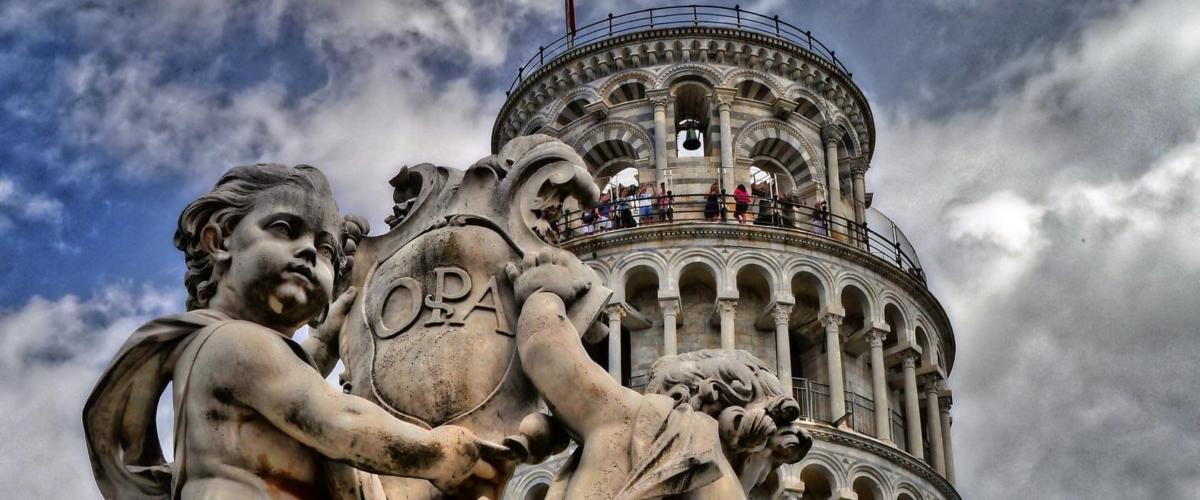 wine tour adventure - Pisa tower